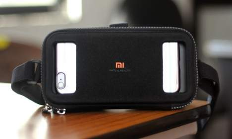 обзор Xiaomi VR Virtual Reality 3D Glasses - использование с Android - фото 2