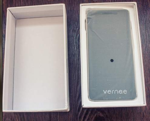 обзор vernee mars - unboxing (распаковка) - фото 3