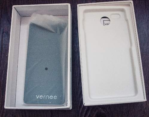 обзор vernee mars - unboxing (распаковка) - фото 4
