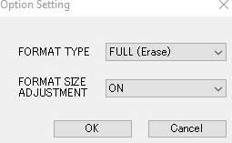 как восстановить размер SD-карты и отформатировать её размер - скриншот 6