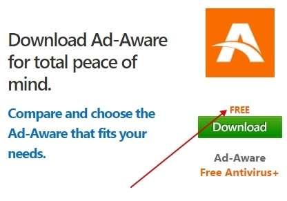антивирус AdAwarе - установка и настройка - скриншот 1