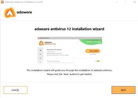 антивирус AdAwarе - установка и настройка - скриншот 2