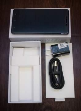 обзор Xiaomi Redmi 4 - unboxing (распаковка) - фото 4