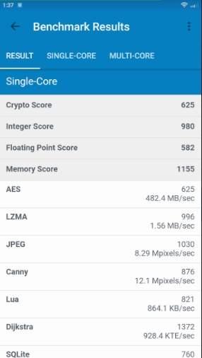 данные и тесты из бенчмарка для Redmi 4 Prime - скриншот 5