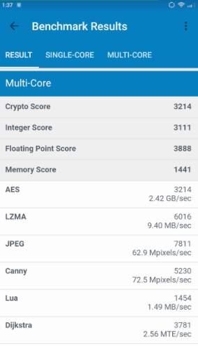 данные и тесты из бенчмарка для Redmi 4 Prime - скриншот 6