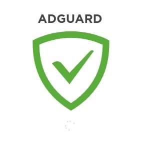 как блокировать рекламу - AdGuard всё готово (результат установки)