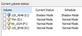 обзор Shadow Defender - защита компьютера - использование - скриншот 5