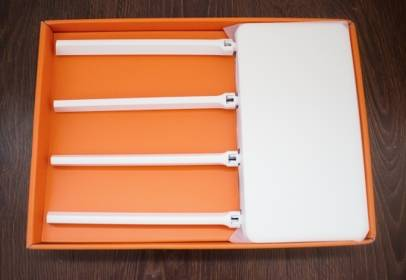обзор Xiaomi Mi WiFi Router 3 - unboxing (распаковка) - фото 3