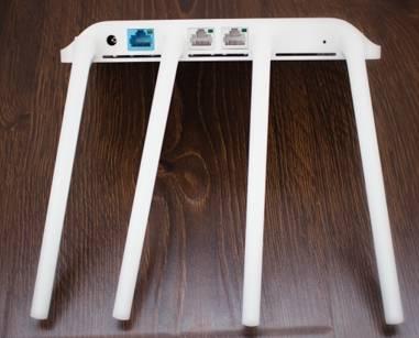 обзор Xiaomi Mi WiFi Router 3 - unboxing (распаковка) - фото 5