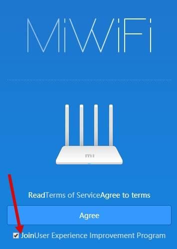 обзор Xiaomi Mi WiFi Router 3 - настройка и интерфейс - скриншот 1