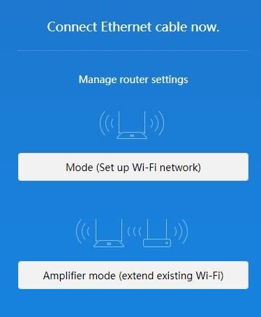 обзор Xiaomi Mi WiFi Router 3 - настройка и интерфейс - скриншот 2