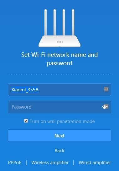 обзор Xiaomi Mi WiFi Router 3 - настройка и интерфейс - скриншот 3