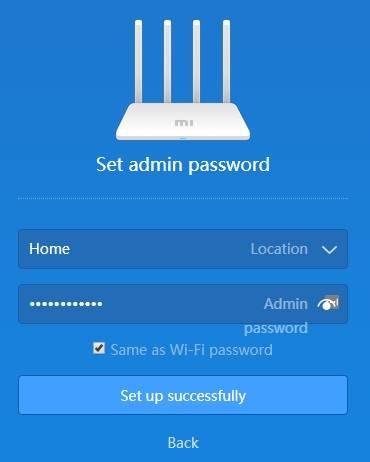 обзор Xiaomi Mi WiFi Router 3 - настройка и интерфейс - скриншот 5