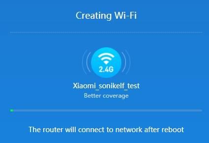 обзор Xiaomi Mi WiFi Router 3 - настройка и интерфейс - скриншот 6