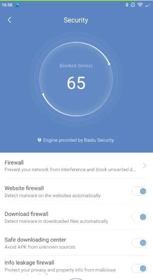 обзор Xiaomi Mi WiFi Router 3 - мобильное приложение - скриншот 5