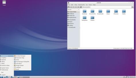 Что такое графические оболочки в Linux - скриншот 3