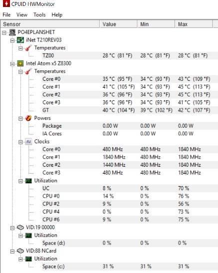 обзор Onda oBook 20 Plus - программы - характеристики - скриншот 1