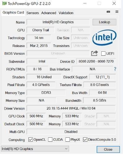 обзор Onda oBook 20 Plus - программы - характеристики - скриншот 7