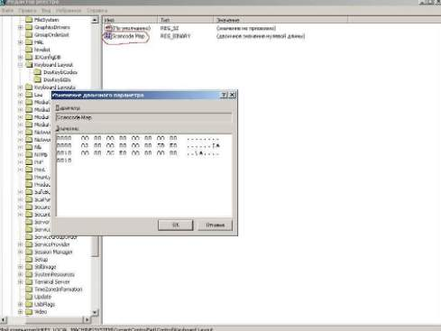 Как отключитьклавишу Windows - regedit - скриншот 3