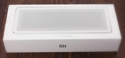 Обзор Xiaomi Mi Bluetooth Speaker - распаковка (unboxing) - фотография 1