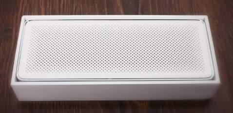 Обзор Xiaomi Mi Bluetooth Speaker - распаковка (unboxing) - фотография 3
