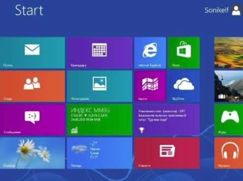 Как установить Windows 8 - скриншот 20 - первый запуск операционной системы