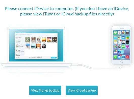 Восстановление данных с Вашего смартфона - iPhone Gihosoft Data Recovery - использование - скриншот 12