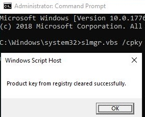 как получить и узнать ключ из Windows - скриншот 6