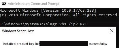 как получить и узнать ключ из Windows - скриншот 7