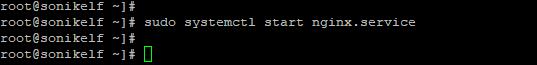 Собираем LNMP на основе linux centOS 7 и консоли в зубах - скриншот 6 - putty