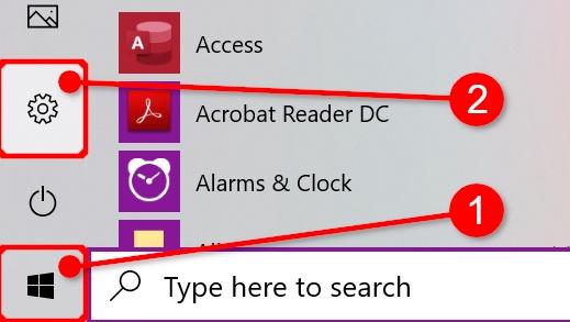 Как удалить свой ПИН-код и другие параметры входа из Windows 10 - скриншот 1
