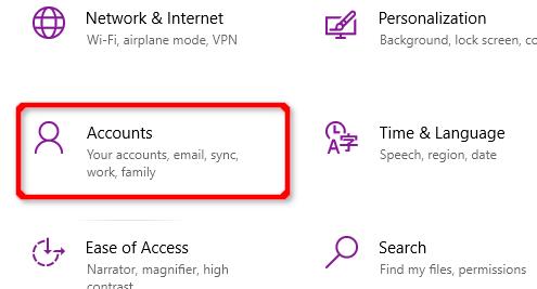 Как удалить свой ПИН-код и другие параметры входа из Windows 10 - скриншот 2